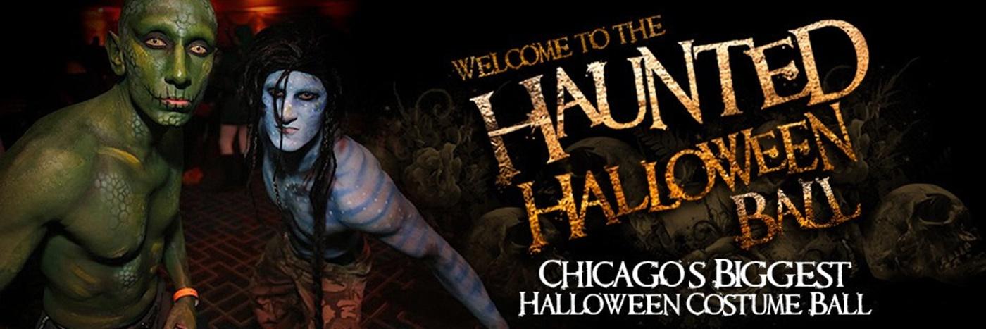Hotel Congress Halloween 2020 Haunted Halloween Ball Party 2020   Chicago